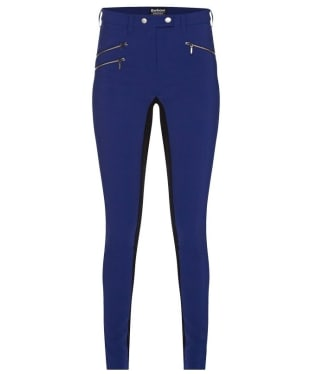 Barbour International April Trousers - Klein Blue