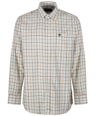 Men's Alan Paine Ilkley Shirt - Olive Check