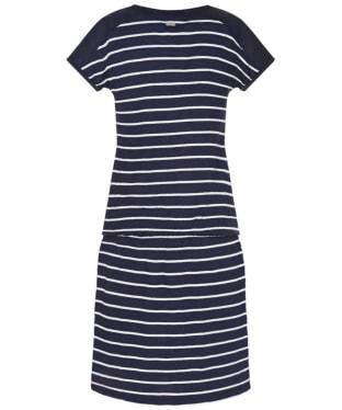 Women's Barbour Clovely Dress - Navy / White