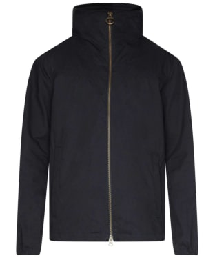 Men's Barbour Hoodale Casual Jacket - Navy