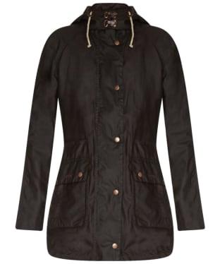 Women's Barbour Nidd Wax Jacket