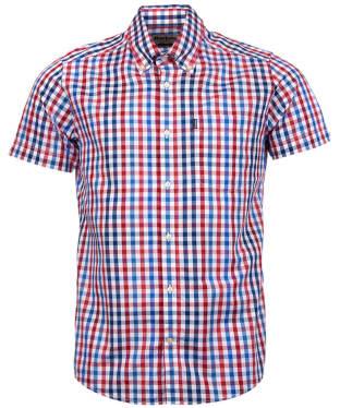 Men's Barbour Russell Short Sleeve Shirt