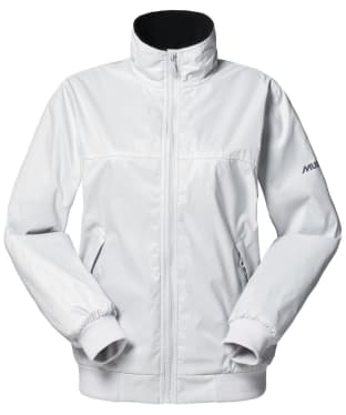 Women's Musto Snug Blouson Jacket - Platinum / Black