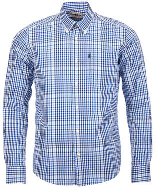 Men's Barbour Terence Shirt Tailored Fit