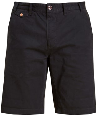 Men's Barbour Neuston Twill Shorts - Navy