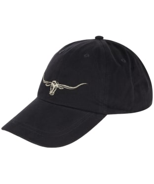 Men's R.M. Williams Steer's Head Cap - Navy