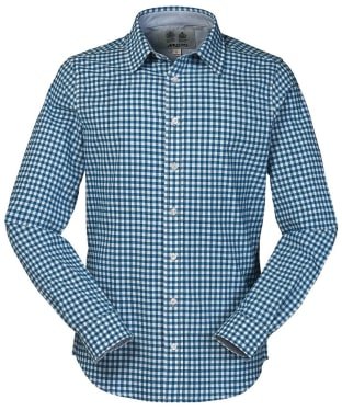 Men's Musto Oxford Shirt - French Blue Gingham