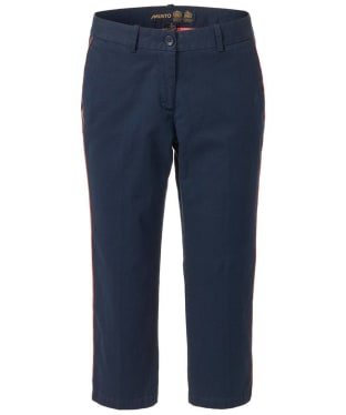 Women's Musto June Capri Pants - Navy