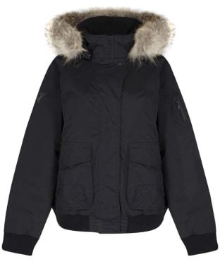 Women's Musto Glacier Down Waterproof Jacket - Black