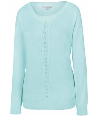 Women's Crew Clothing Olivia Jumper - Aqua
