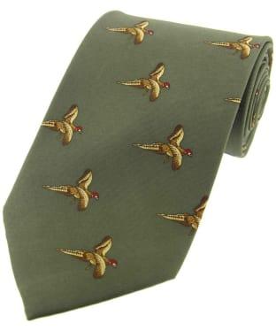 Men's Soprano Flying Pheasant Country Tie