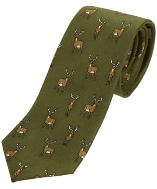 Men's Soprano Standing Stag Tie