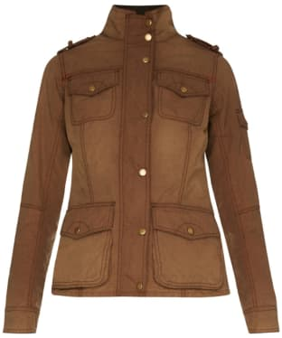 Women's Barbour Churchill Wax Jacket