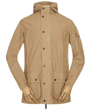 Men's Barbour Overdyed Durham Casual Jacket - Beige