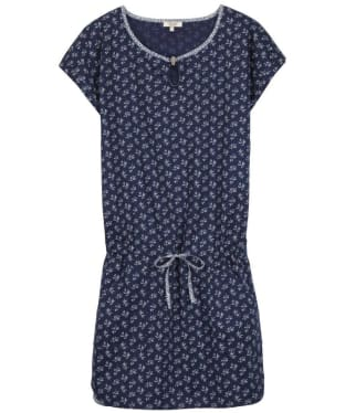 Women's Aigle Lillytune Dress - Dark Navy Print