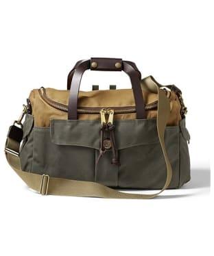 Men's Filson Heritage Sportsman Bag - Tan / Otter Green