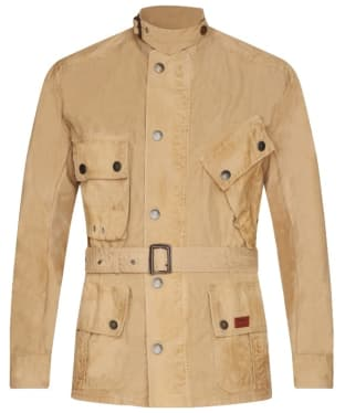Men's Barbour International Washed Geelong Casual Jacket