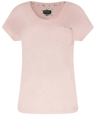 Women's Barbour Ailort Top - Rose Mauve