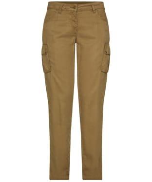 Women's Barbour Commando Trousers - Light Khaki