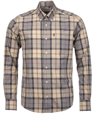 Men's Barbour Tartan 1 Tailored Shirt