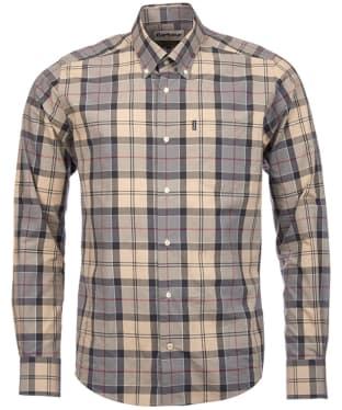 Men's Barbour Tartan 1 Tailored Shirt - Dress Tartan