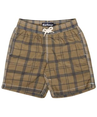 Boys Barbour Hetton Shorts, ages 2-9