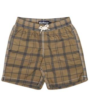 Boys Barbour Hetton Shorts, ages 2-9