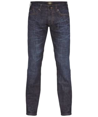 Men's Barbour International Lightening Slim Tapered Vintage Jeans