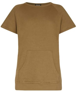 Women's Barbour Ribble Tee - Light Khaki