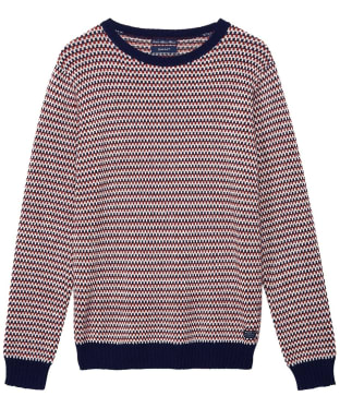 Men's GANT Jacquard Crew Sweater