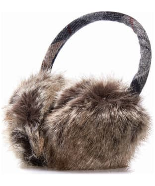 Women's Barbour Carsten Earmuffs - Natural