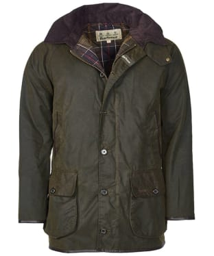 Men's Barbour Longhurst Waxed Jacket