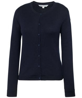Women's Crew Clothing Kinver Cardigan - Navy