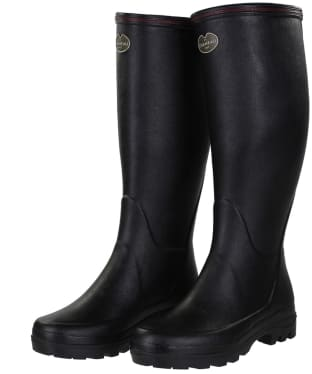 Women's Le Chameau Giverny Wellingtons