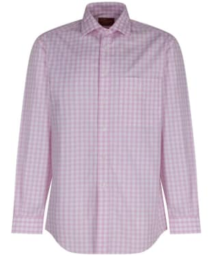 Men's R.M. Williams Forster Shirt - Pink / White