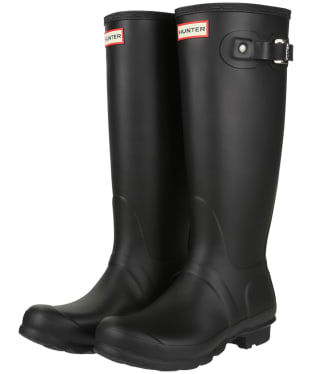 Women's Hunter Original Tall Wellington Boots - Black