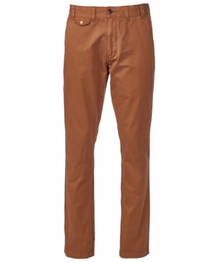 Men's Barbour Neuston Twill Chinos - Camel