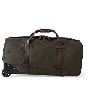 Filson Rolling Duffle Bag - Large - Otter Green