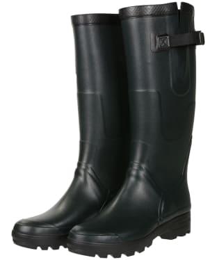 Aigle Benyl M Vario Wellington Boots - Bronze