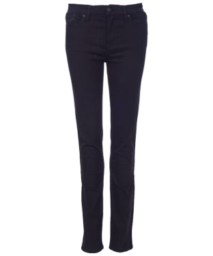 Women's Barbour International Bantam Slim Jeans - Stay Black