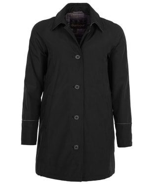 Women's Barbour Straiton Waterproof Jacket - Black