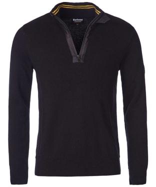 Men's Barbour Throttled Half Zip Sweater