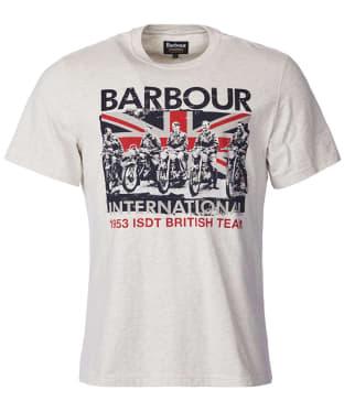 Men's Barbour International Team Tee