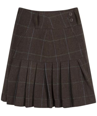 Women's Alan Paine Combrook Pleated Skirt
