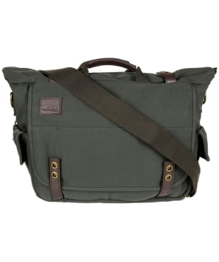 Millican Stewart the Courier Bag - Slate Green