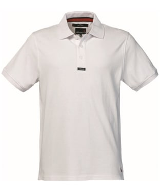 Men's Musto Pique Polo Shirt - White