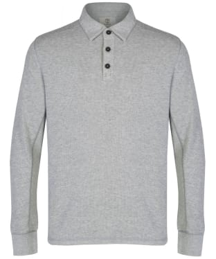 Men's Timberland Canoe River Polo Shirt - Grey Heather