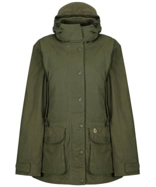 Women's Alan Paine Dunswell Waterproof Coat - Olive