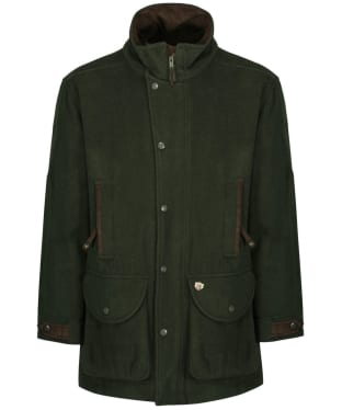 Men's Alan Paine Loden Field Coat - Olive
