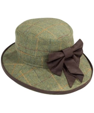 Women's Alan Paine Combrook Tweed Hat